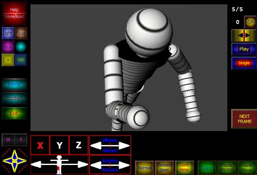 Stickfigure 3d 1