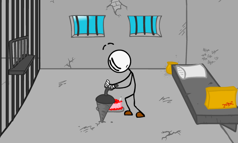 Screenshots of Escaping the Prison for iPhone