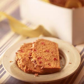 Pumpkin-Cranberry Loaf.