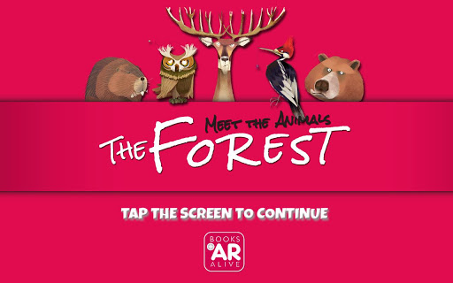 Meet the Animals. The Forest