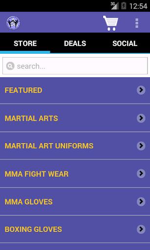 Martial Art Shop