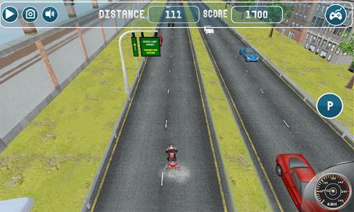 城市摩托賽車遊戲