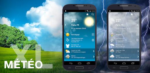 Meteo Samsung S9