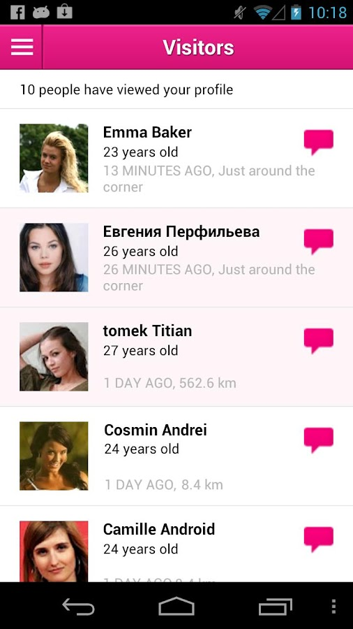 Deutsche dating app android