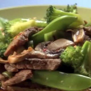 Chop-Chop Beef Stir-Fry Recipe