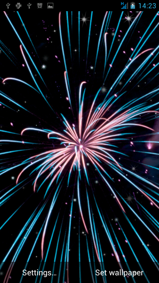 Fireworks live wallpapers google play store revenue download phone voltagebd Images