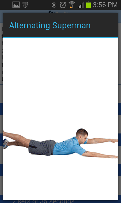 6 Six Pack Abs & Core Workouts - screenshot
