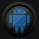 Icon Pack - 3D Black and Blue