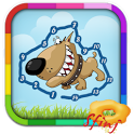 Kids Game - Connect The Dots icon