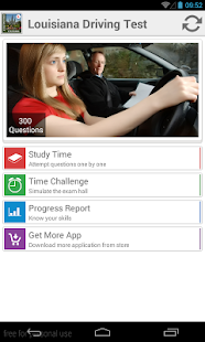 Louisiana Driving Test- screenshot thumbnail