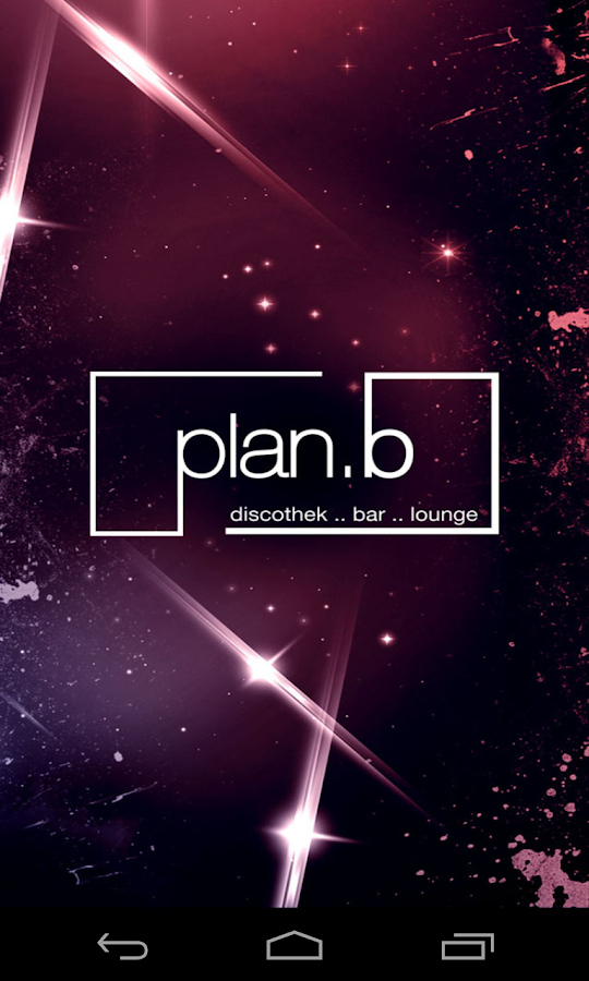 plan.b - screenshot