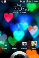 Screenshot of Full Screen Wallpaper