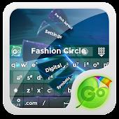 Fashion Circle GO Keyboard