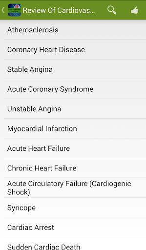 【免費醫療App】Cardiovascular Diseases-APP點子
