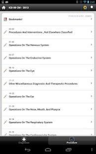 玩免費醫療APP|下載ICD 9 (With - 2013 CM & PCS) app不用錢|硬是要APP