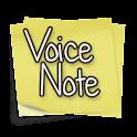 VoiceNote logo