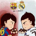 تحدي ريال مدريد وبرشلونة icon