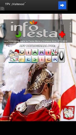 Revista Infofesta Alcoy 2013