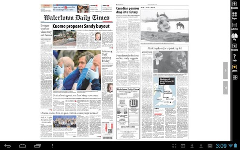 Watertown Times - screenshot thumbnail
