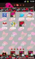 Screenshot of HELLO KITTY Theme18
