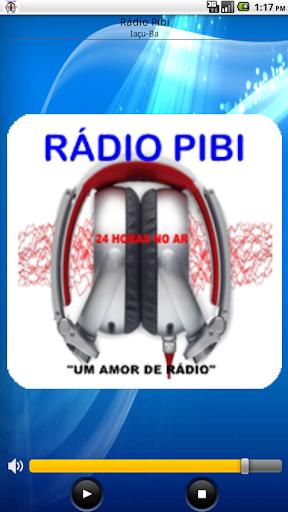 Rádio Pibi De Iaçu-Ba