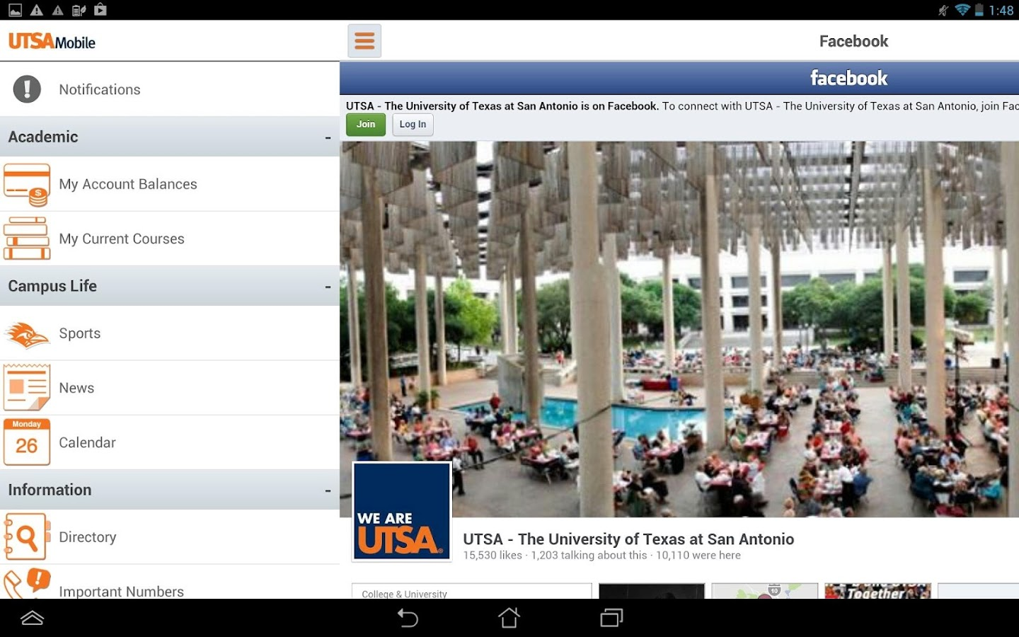 Utsa Mobile Android Apps On Google Play