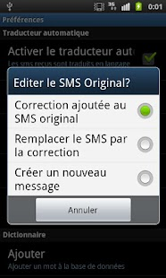 Sms Corrector- screenshot thumbnail