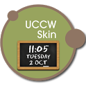 Chalkboard UCCW skin icon