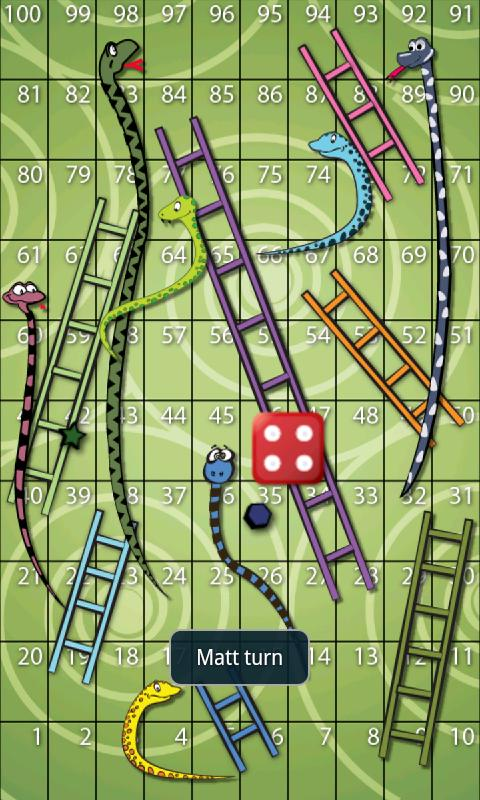 Snakes and Ladders - Ludo Free - screenshot