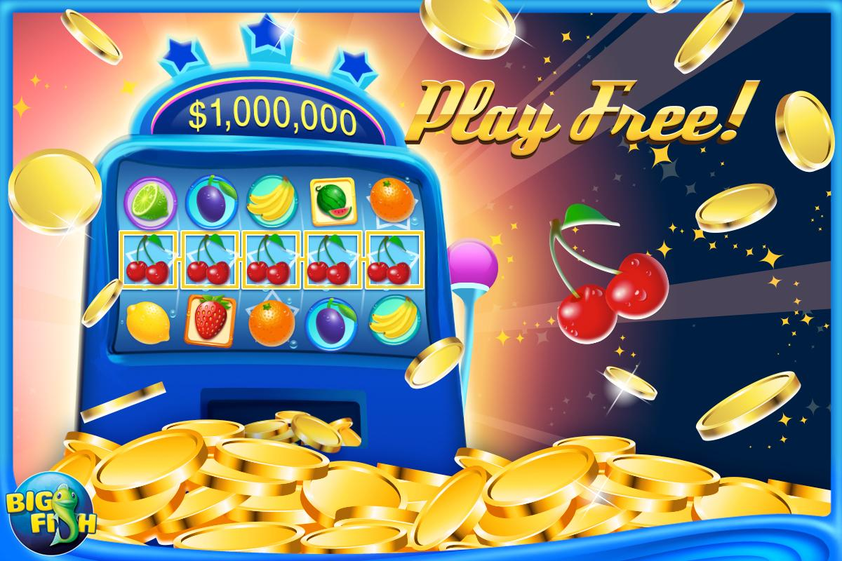 big fish casino free slots screenshot