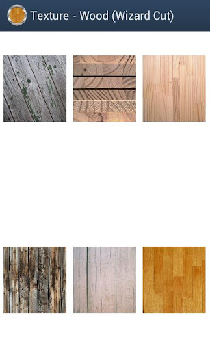 Texture Wood Wizard Cut