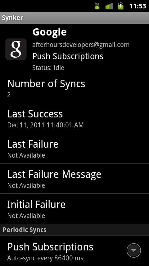 Synker Widget Unlock Key- screenshot
