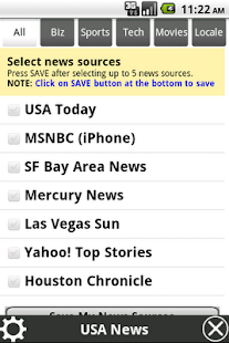 News One - screenshot thumbnail