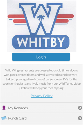 Wild Wing Whitby