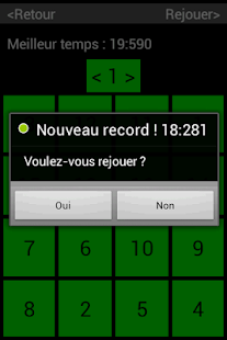 The Number Challenge Capture d'écran