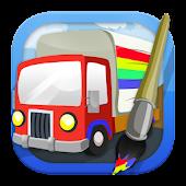 Coloring: Trucks