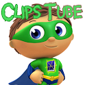 Super why clipstube icon