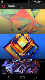 Facets - with Muzei Screenshot