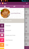 Screenshot of Vippie - free calls & messages