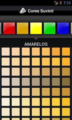 Screenshots for Suvinil Cores