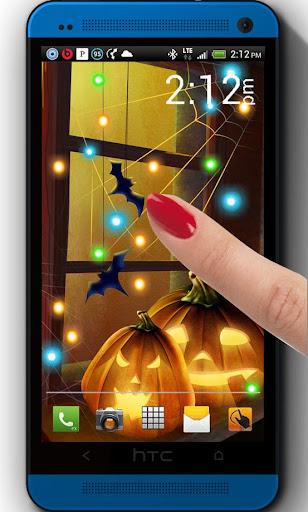 Horror Magic HD live wallpaper