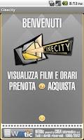 Screenshot of Webtic Cinecity Mantova Cinema