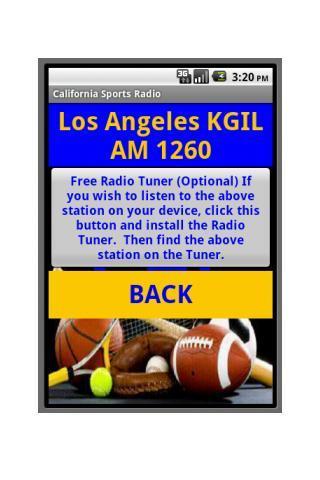 玩運動App|California Football Radio免費|APP試玩