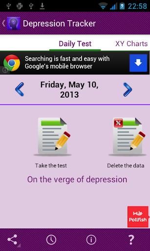Depression Tracker Diary