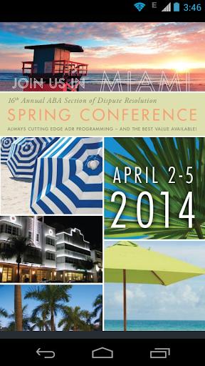 ABA DR Spring 2014
