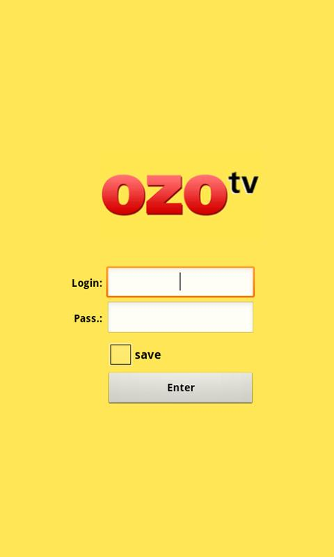 OZO.TV - screenshot