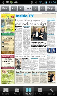 Shropshire Star News App - screenshot thumbnail