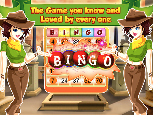 My Bingo Game Free HD