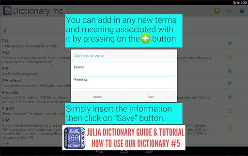 【免費書籍App】Chemistry Dictionary-APP點子