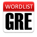 GRE Word List icon